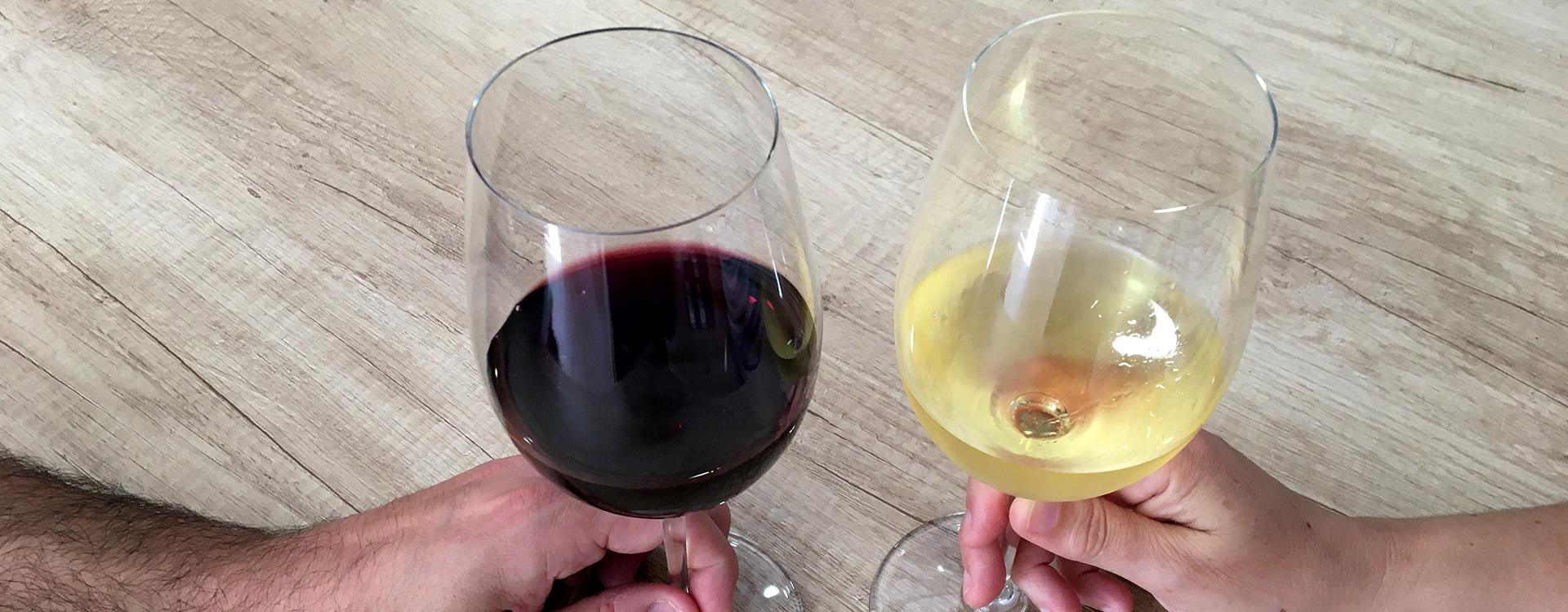 Gostamos (quase) sempre do mesmo vinho