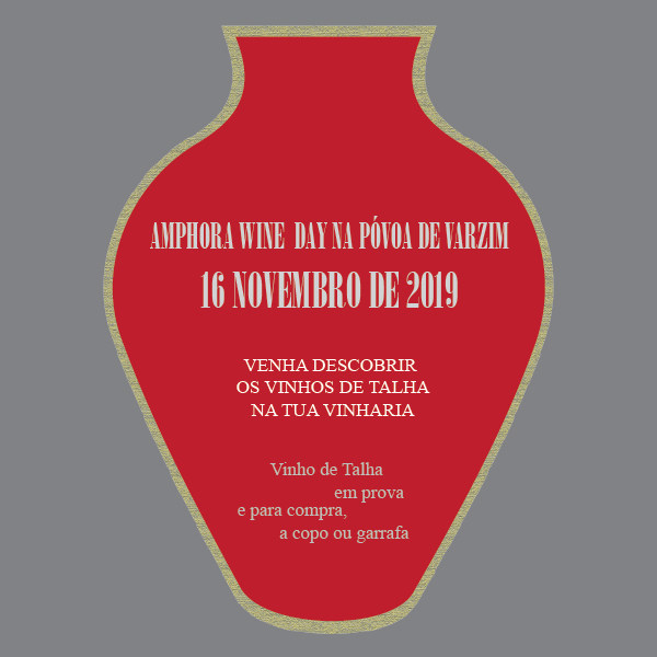 Amphora Wine day na Póvoa de Varzim