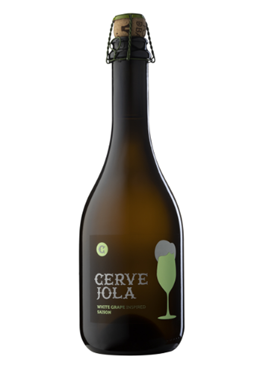 Cervejola White Grape Inspired