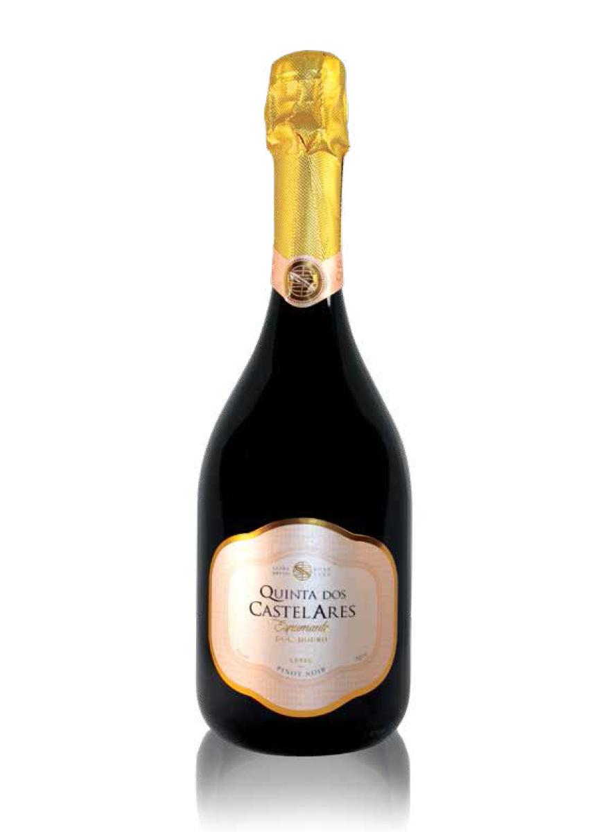 Quinta dos Castelares Espumante Pinot Noir