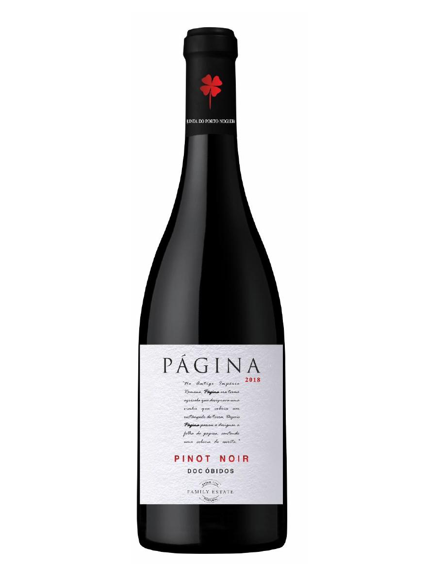 Página Pinot Noir