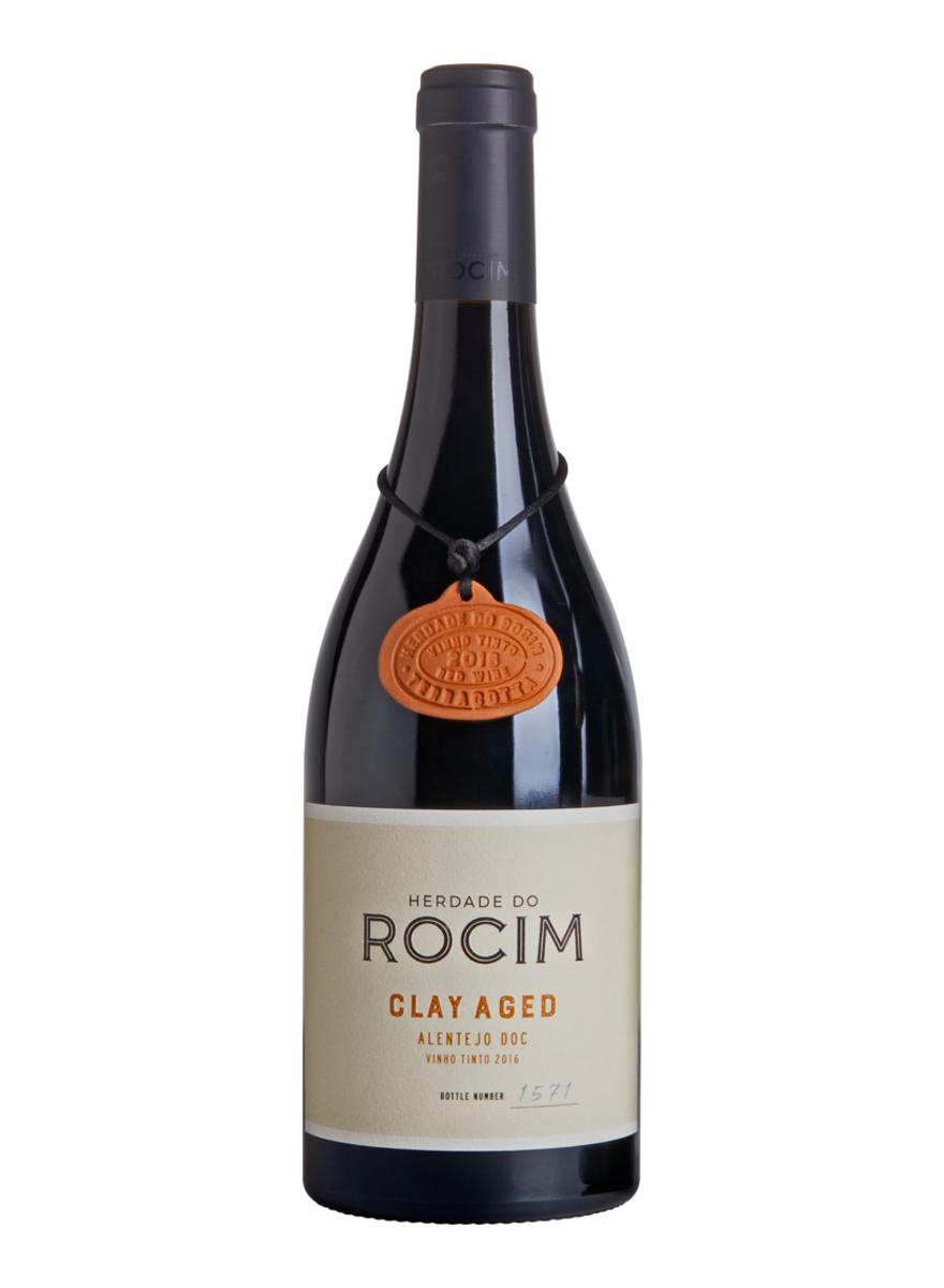Herdade do Rocim Clay Aged Tinto