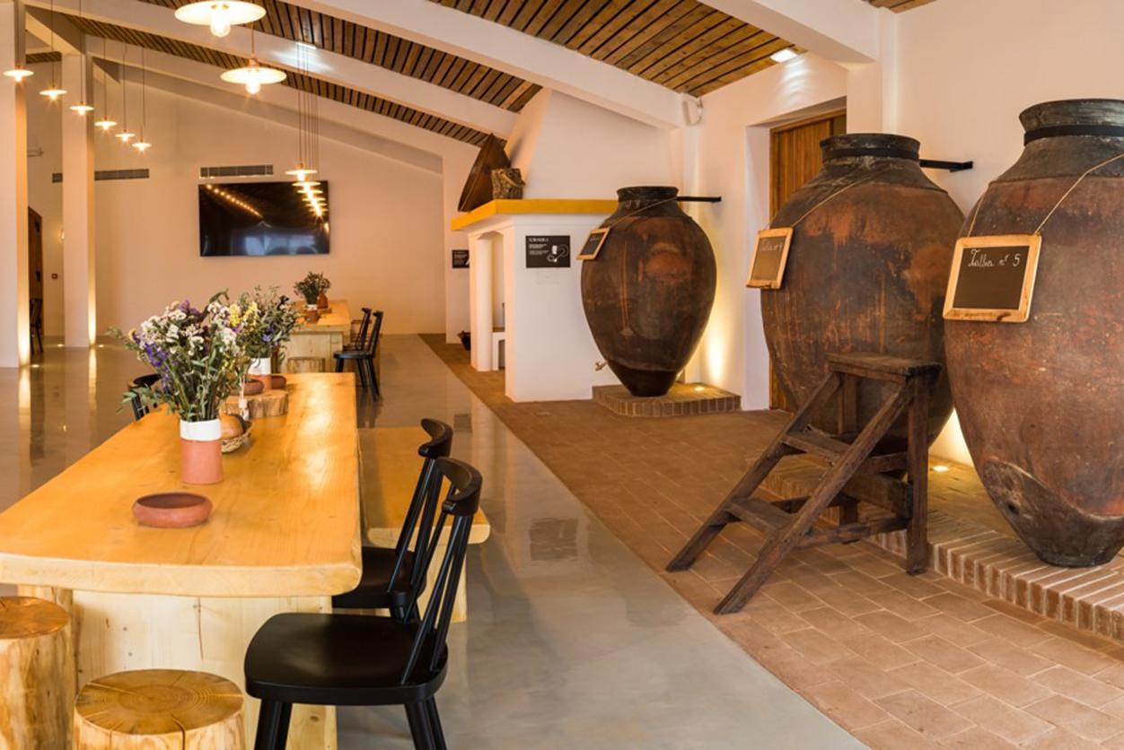 Vinho de Talha tem uma nova Casa