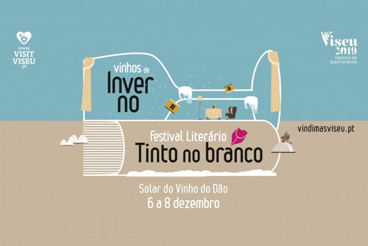 Festival Literário ''Tinto no Branco''