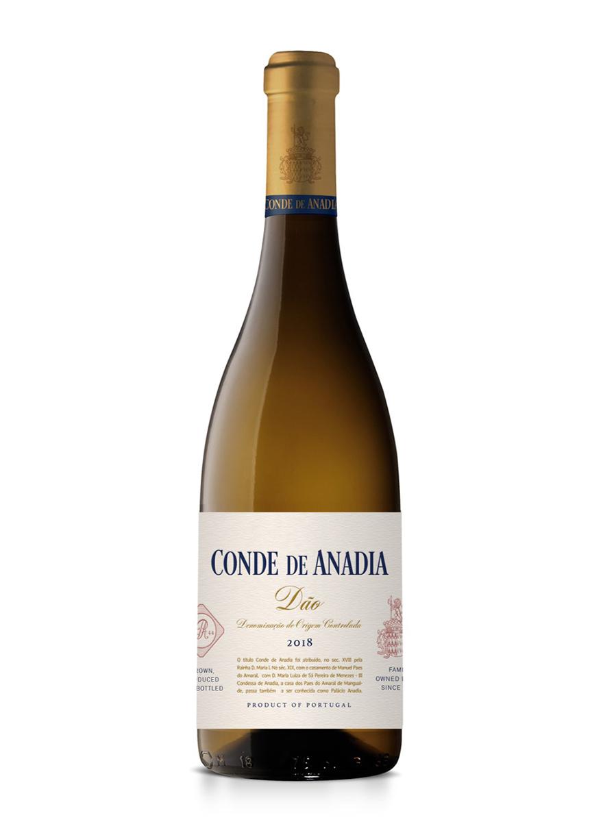 Conde de Anadia Branco