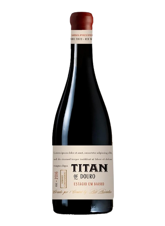 Titan of Douro Estágio em Barro Tinto