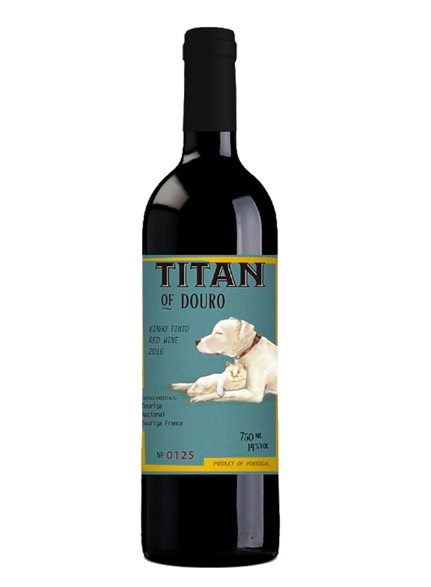 Titan of Douro Tinto